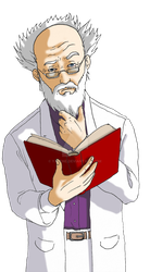 Day 145 - another scientist by YardnE
