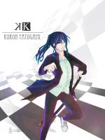 Kuroh Yatogami by Yampulse