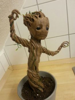 Baby Groot by IronMask90