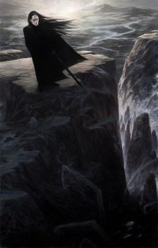 Ungoliant by savagegenry