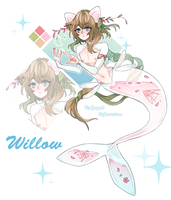 [Adopt] Willow [CLOSED] by Graviilean