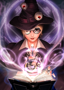 Spellbind by Luches