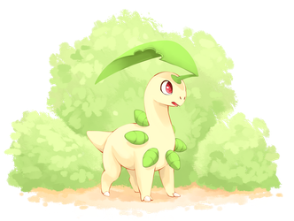 Greens by AlmondFeather