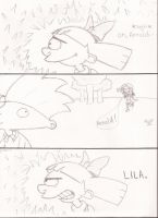 Hey Arnold Comic - Pg 2 by Amayy444