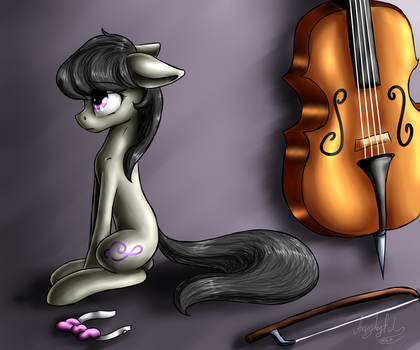 Octavia by ArtyJoyful
