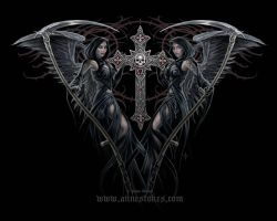 Angels of death by Ironshod
