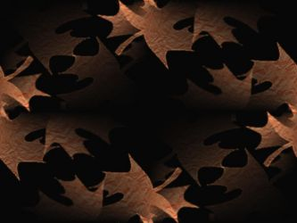 Autumn Leaves Wallpaper by PaMonk