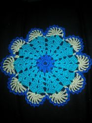 another doily by One-0f-Many-Names