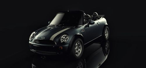 Mini Cooper Cabriolet by TheImNobody