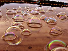 Bubble I by inath