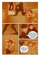 10thology: Dai Hard page 6 by StressedJenny
