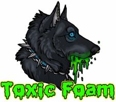 Toxic foam by pladywolf82