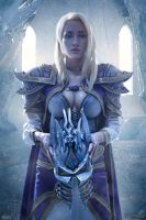 Jaina - Ashes to ashes by Narga-Lifestream