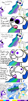 MLP 7th Anniversary Comic 2 by ArterialBlack716