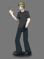 Human Ref by SkizzleChizzle