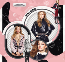 PACK PNG 573 | GIGI HADID. by MAGIC-PNGS