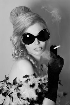 Smoke II by KiaraBlackPhotograph