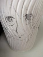 Girl on a cup by epicbubble7