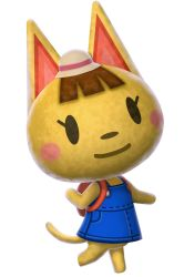 Animal Crossing New Leaf - Katie by Kharthoffen