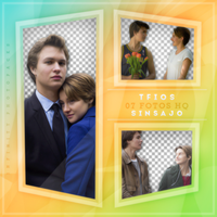 +TFIOS photopack PNG by ForeverTribute