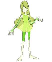 Green Pearl by superdes513