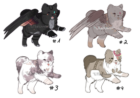 Adoptables [CLOSED] by ToTheWonder
