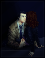 His Caretaker_Megstiel by Anko-sensei