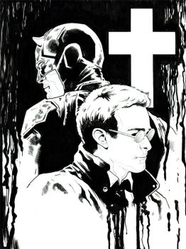 Daredevil / Netflix by jasonbaroody