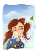 2D Character for storybooks by eydii