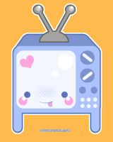 Old TV. by tofucube