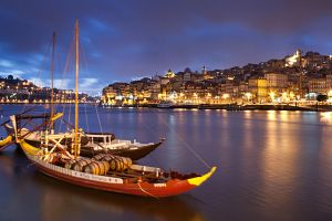 River Douro Marginal II by nfp