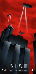 Batman: The Animated Series by rodolforever