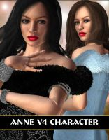 ANNE V4 Character zip 1-3 by DiYanira