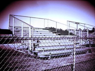 The Bleachers by ChaigeDomain