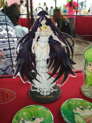 Fanmerch Albedo in Overlord by gyomura19