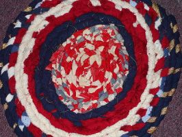 rug xiii Yankee Doodle by scixual