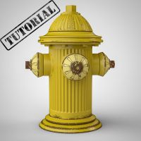 Minion Hydrant Tutorial by NIKOMEDIA
