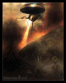 -War of the worlds- by st-frantic
