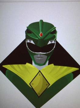 Green Ranger by SoManyBubbles