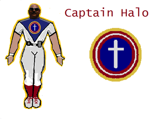 Captain Halo by Baremoon39
