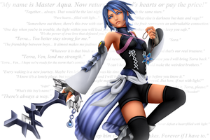 Aqua Tribute by RSunderland