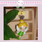 Tinkerbell Flying by AyumiDesign