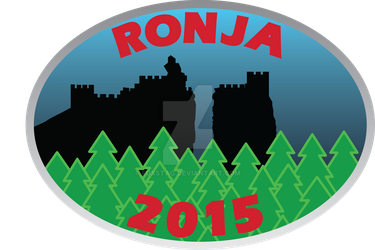 Ronja Camporee Badge by fuxstag