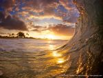 Colorful Morning in the water by gokenji
