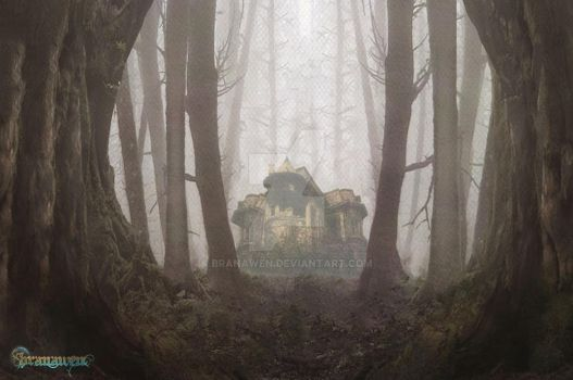 A House With No Door (Cover Artwork) by Branawen