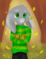 Asriel by Satiriical