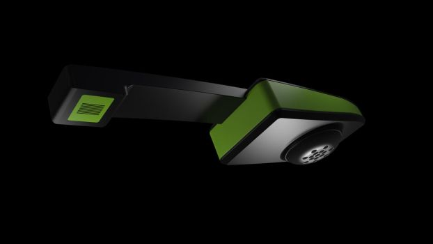 XBOX One wireless headset concept WIP 2 by all-one-line