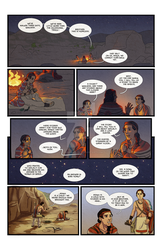 Song of the Gods: Page 1 by CloudyKasumi