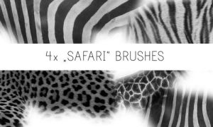 Safari Brushes by PinkMai