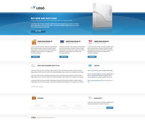 RT-Landing Page Template by tolgacan